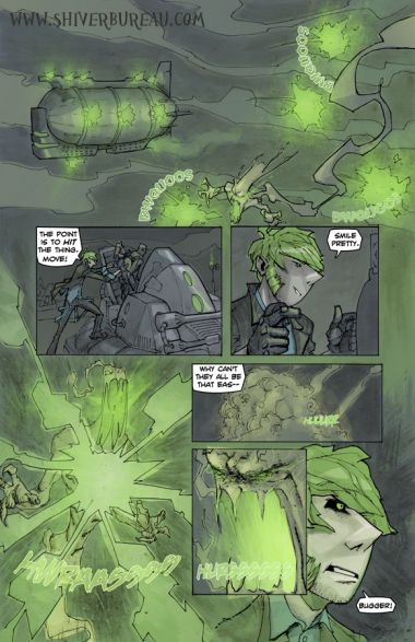 Welcome To London Chapter 1 Page 5