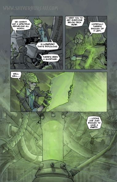 Welcome To London Chapter 1 Page 6
