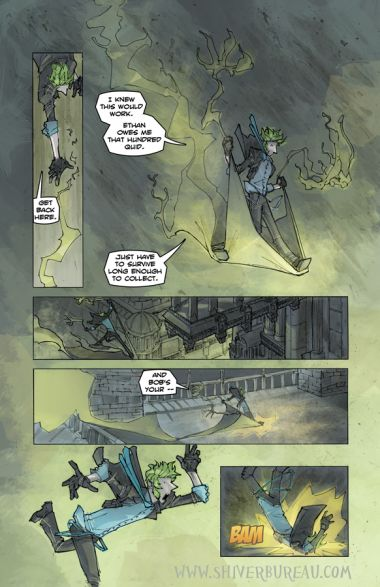 Welcome To London Chapter 1 Page 10