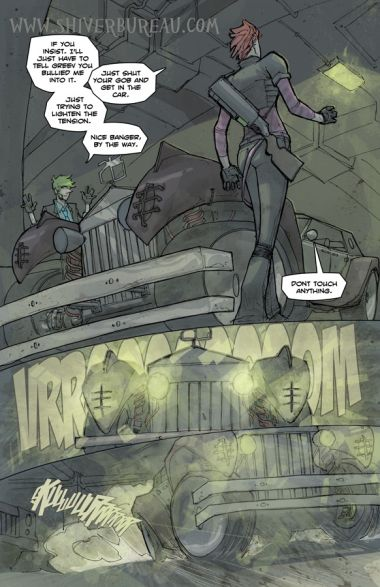 Welcome To London Chapter 1 Page 14