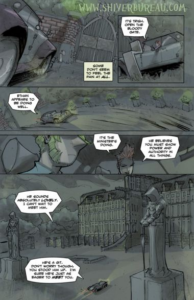 Welcome To London Chapter 1 Page 16