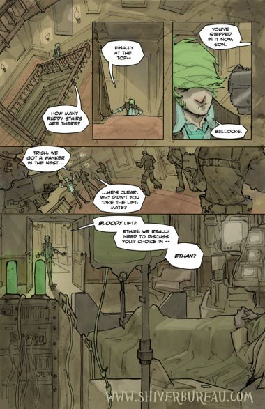 Welcome To London Chapter 1 Page 18