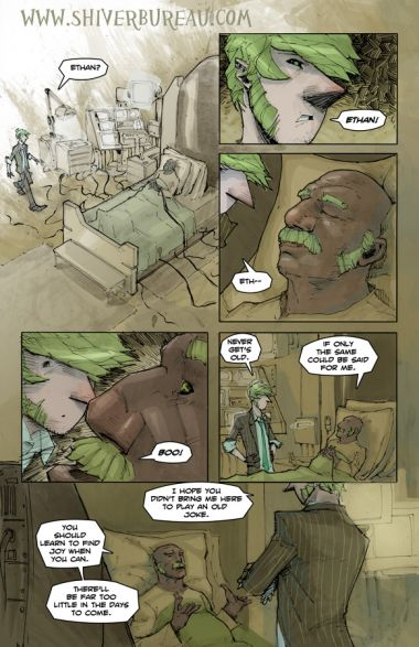 Welcome To London Chapter 1 Page 19