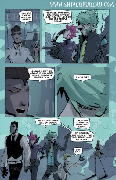 Welcome To London Chapter 7 Page 10