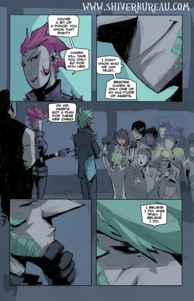 Welcome To London Chapter 7 Page 11