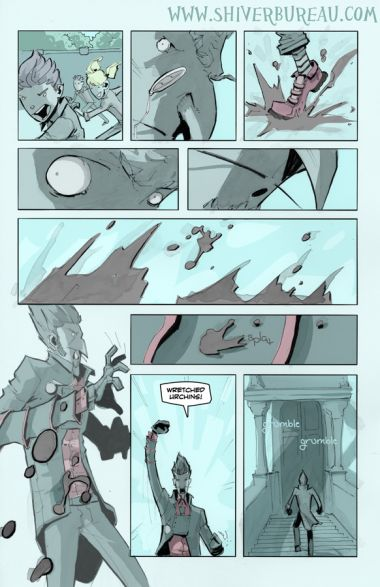 Welcome To London Chapter 7 Page 13