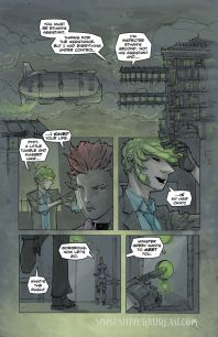 Welcome To London Chapter 1 Page 12