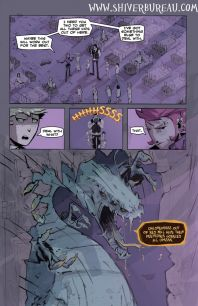 Welcome To London Chapter 6 Page 15