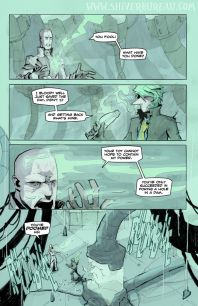 Welcome To London Chapter 6 Page 19
