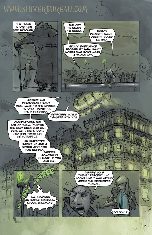 Welcome To London Chapter 1 Page 2